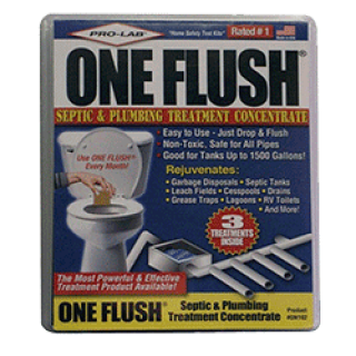 One flash